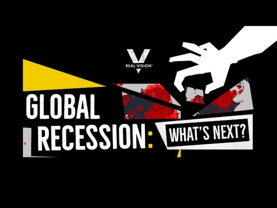 A Global Recession: Update from Raoul Pal