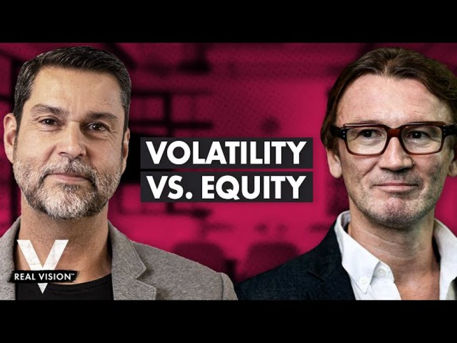 When 1+1 = 5... the Stock-Volatility Convergence (w/ Raoul Pal & Hugh Hendry)
