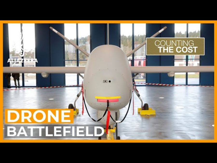 How drones have come to dominate the battlefield | Counting the Cost