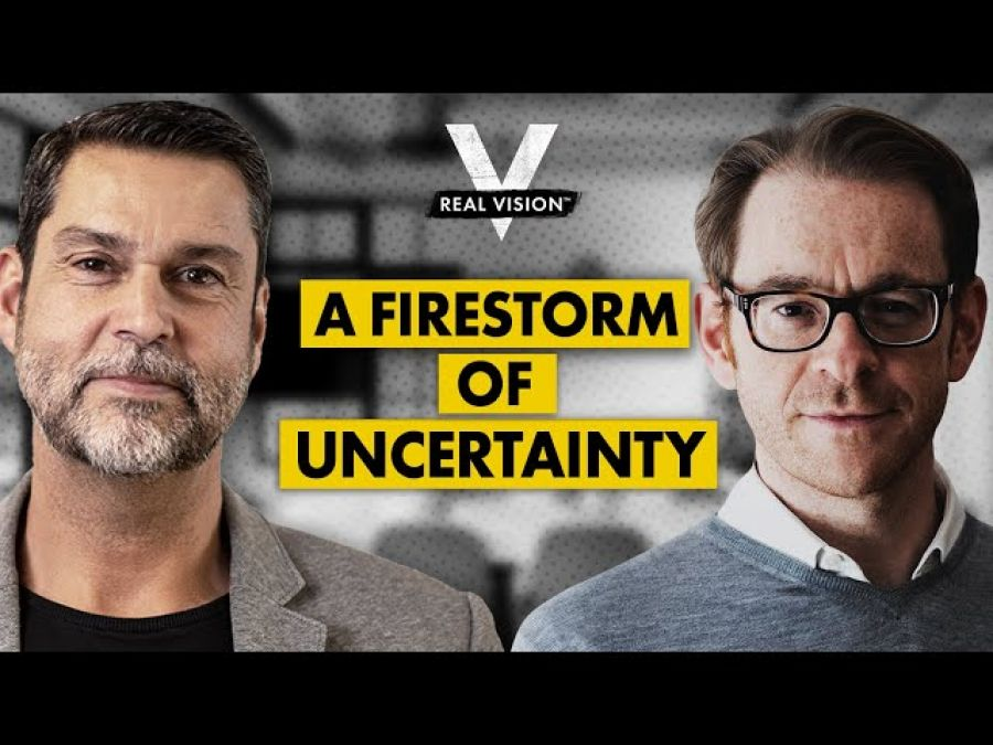 How To Allocate Capital In A Firestorm Of Uncertainty (w/ Raoul Pal & Dylan Grice)