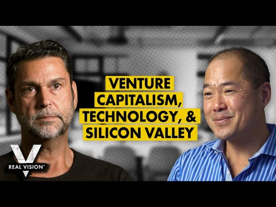 The Electrodollar: Venture Capitalism, Technology, and Silicon Valley (w/ Raoul Pal & Bill Tai)