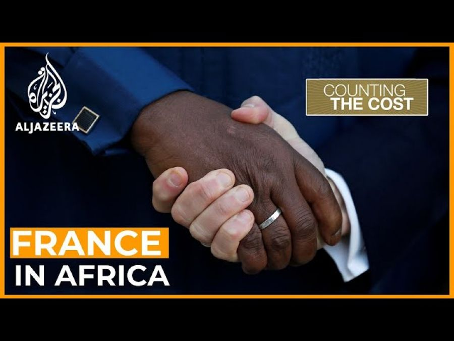 France in Africa: Is it all about the oil?   Counting the Cost