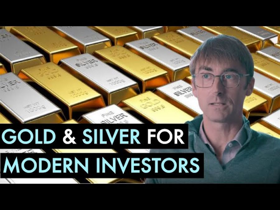 Silver and Gold in the Modern Portfolio (w/ Ned Naylor-Leyland)